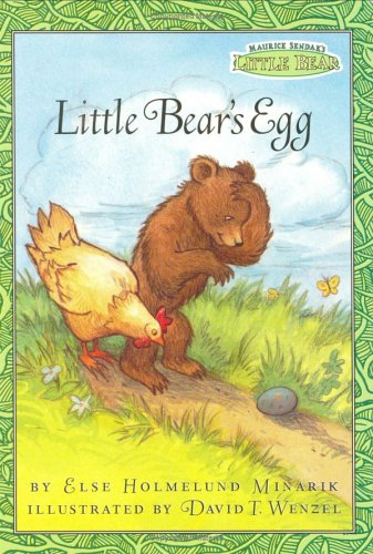Little Bear's Egg by Else Holmelund Minarik
