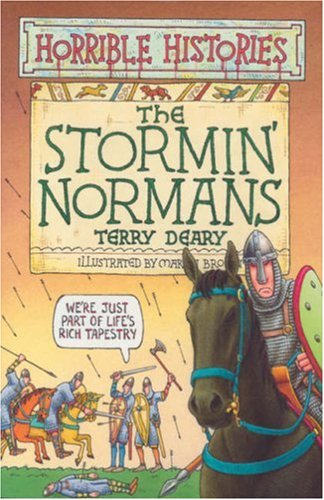 The Stormin' Normans by Terry Deary