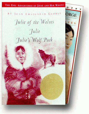 Julie of the Wolves Omnibus, Books 1-3 by Jean Craighead George