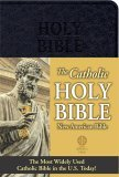 The Catholic Holy Bible - New American Bible, Black Bonded Leather
