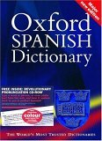 Oxford Spanish Dictionary [With CDROM]
