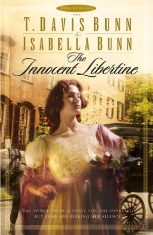 The Innocent Libertine (Heirs of Acadia #2)