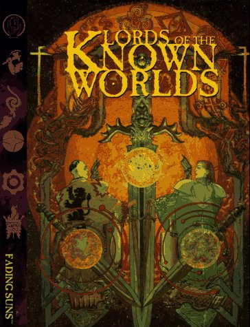 Lords of the Known Worlds by Bill Bridges