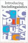 Introducing Sociolinguistics