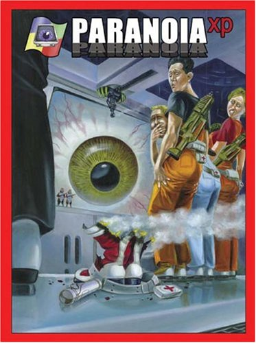 Paranoia XP by Allen Varney