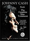 Johnny Cash Reads the Complete New Testament-NKJV