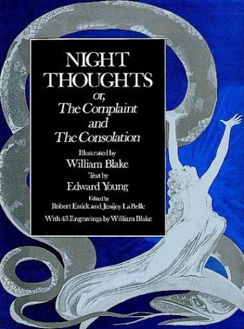 Night Thoughts by William Blake