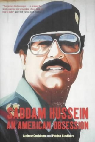 Saddam Hussein by Andrew Cockburn