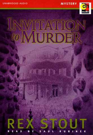 Invitation to Murder by Rex Stout