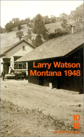 an analysis of montana 1948 by larry watson English tutor lessons english  montana 1948 a novel by larry watson is a text to be studied  in the end of your analysis you need to able to answer the.