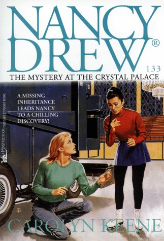 The Mystery at the Crystal Palace by Carolyn Keene