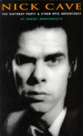 Nick Cave by Robert Brokenmouth