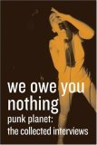 We Owe You Nothing by Daniel Sinker