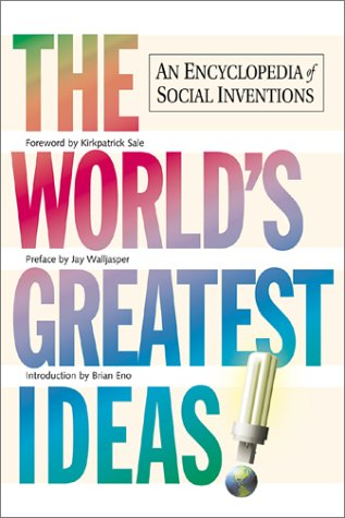 The World's Greatest Ideas by Nick Albery