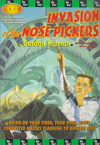 Invasion of the Nose Pickers (Nose Pickers from Outer Space, #3)