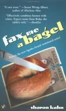 Fax Me a Bagel (Ruby, the Rabbi's Wife, #1)