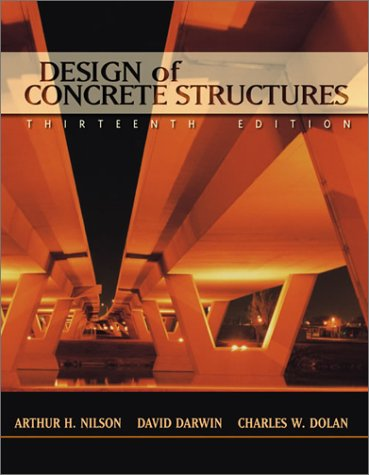 Design Of Concrete Structures By Nilson Darwin And Dolan Pdf