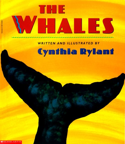 The Whales by Cynthia Rylant