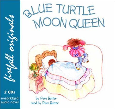 Blue Turtle Moon Queen