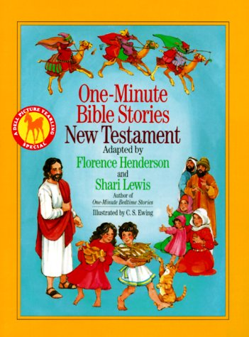 One-Minute Bible Stories, New Testament