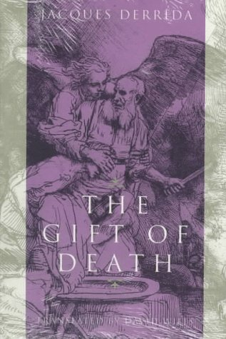 The Gift of Death by Jacques Derrida