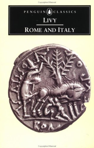 Rome and Italy by Titus Livy