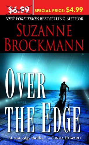Over the Edge (Troubleshooters, #3)