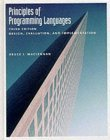 Principles of Programming Languages: Design, Evaluation, and Implementation