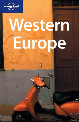 Western Europe (Lonely Planet Country Guide)