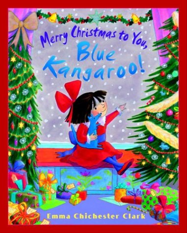 Merry Christmas to You, Blue Kangaroo! (Blue Kangaroo)