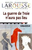 La guerre de Troie n'aura pas lieu by Jean Giraudoux