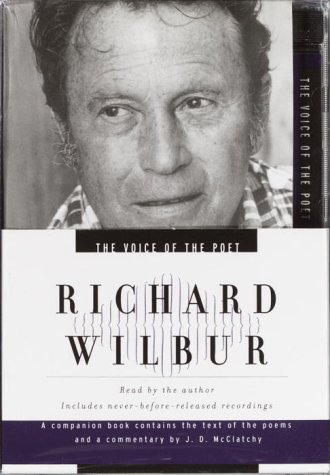 the writer by richard wilbur Richard wilbur died october 14 at the age of ninety-six author of many books of poetry, along with highly praised translations of racine, molière, and other french dramatists, he worked.