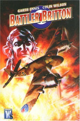 Battler Britton by Garth Ennis