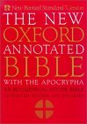 The New Oxford Annotated Bible with the Apocrypha (New Revised Standard Version)