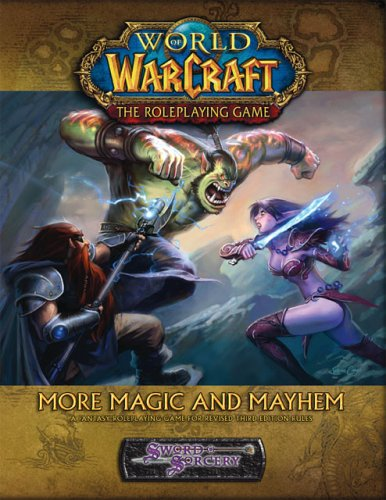 More Magic and Mayhem by Rob Baxter