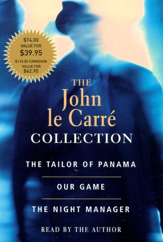 The John le Carré Collection: Night Manager / Tailor of Panama / Our Game