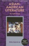 Asian-American Literature: An Anthology