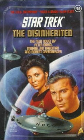 The Disinherited by Peter David