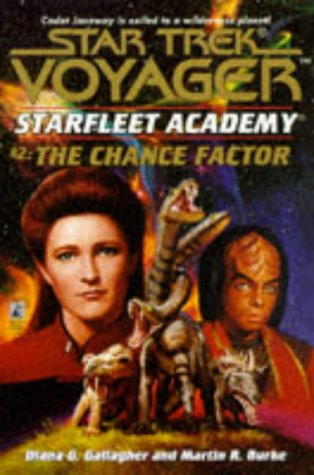 The Chance Factor by Diana G. Gallagher