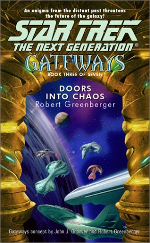 Doors Into Chaos by Robert Greenberger