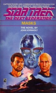 Masks (Star Trek: The Next Generation, #7)