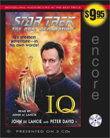 Star Trek by John de Lancie