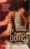 Blood Games (Saint-Germain series, #3)