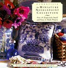 Glorafilia:  The Miniature Needlepoint Collection