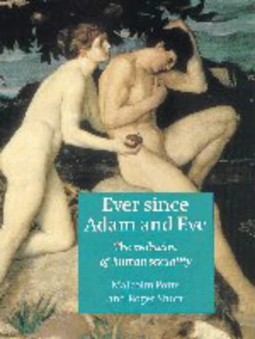 Ever Since Adam and Eve: The Evolution of Human Sexuality