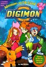 Adventures on File Island (Digimon Adventure Novelizations, #1)