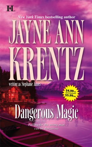 Dangerous Magic by Stephanie James