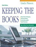 Keeping the Books by Linda Pinson