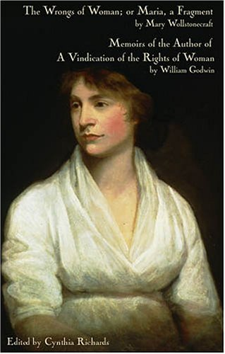 Quotes From A Vindication Of The Rights Of Woman: Brittney (Franklin, WI)'s Review Of Maria; Or The Wrongs