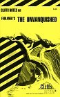 Cliffsnotes on Faulkner's The Unvanquished